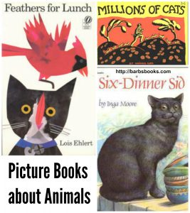 Reviews of Picture Books about Animals