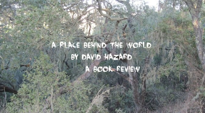 A Place Behind the World by David Hazard: A Book Review
