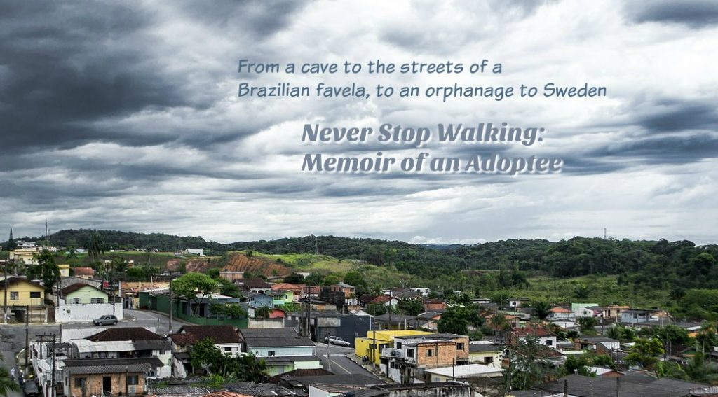 Never Stop Walking: Memoir of an Adoptee: A Book Review