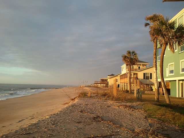 Edisto Island Beach Homes